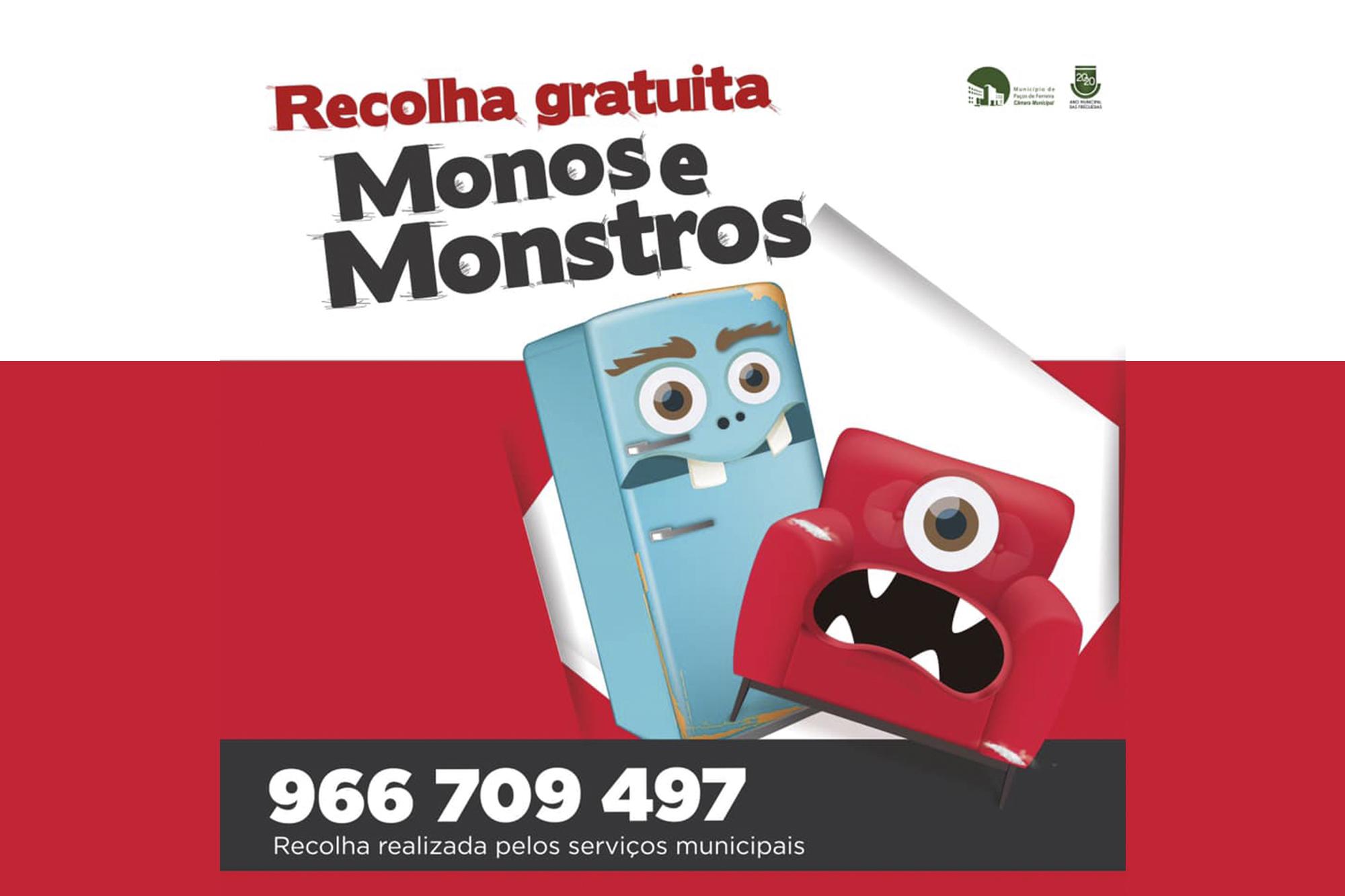 Monos e Monstros